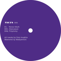 Dimi Angelis - ANGLS 006 (The B side Project)