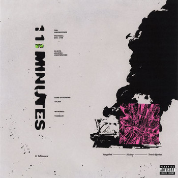 YUNGBLUD - 11 Minutes (Explicit)