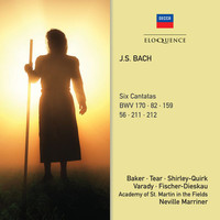 Sir Neville Marriner - J.S. Bach: Six Cantatas