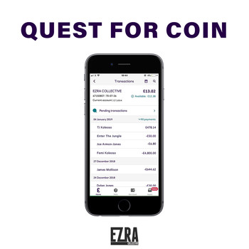 Ezra Collective - Quest for Coin