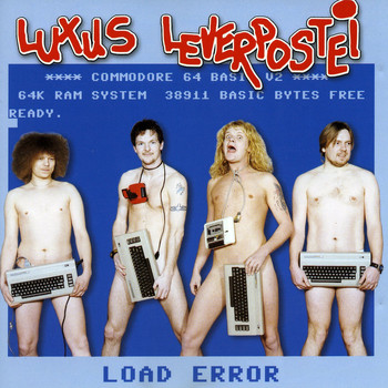 Luxus Leverpostei - Load Error