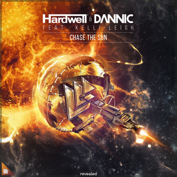 Hardwell and Dannic featuring Kelli-Leigh - Chase The Sun