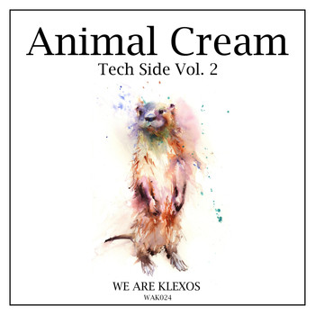 Various Artists - Animal Cream Tech Side, Vol. 2