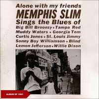 Memphis Slim - Alone With My Friends (Album of 1961)