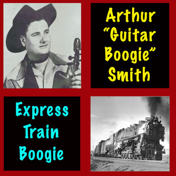 Arthur Smith - Express Train Boogie