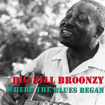 Big Bill Broonzy - Where The Blues Began