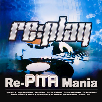 Various Artists - Re-PITA Mania