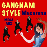 PSY-CO-BILLY - Gangnam Style Macarena Mega Mix