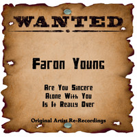Faron Young - Wanted (Rerecorded Version)