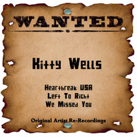 Kitty Wells - Wanted (Rerecorded Version)