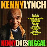 Kenny Lynch - Kenny Does Reggae
