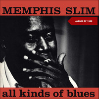 Memphis Slim - All Kind of Blues (Album of 1961)