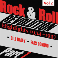 Fats Domino - Rock and Roll Revolution, Vol. 2, Part I (1955)