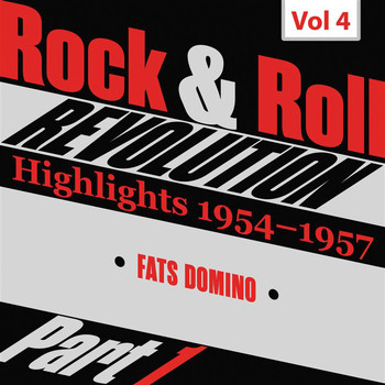 Fats Domino - Rock and Roll Revolution, Vol. 4, Part I (1956)