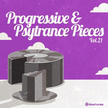 Progressive & Psy Trance Pieces, Vol  21