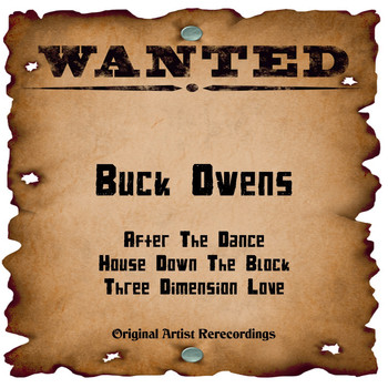 Buck Owens - Wanted: Buck Owens (Rerecordings)