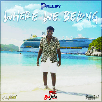 Preedy - Where We Belong