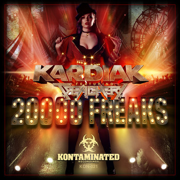 Kardiak - 20000 Freaks