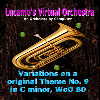 Luis Carlos Molina Acevedo - Variations on a Original Theme No. 9 in C Minor, WoO 80