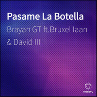 Brayan GT featuring Bruxel Iaan and David III - Pasame La Botella