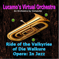 Luis Carlos Molina Acevedo - Ride of the Valkyries of Die Walkure Opera: In Jazz