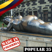 Varios Artistas - Made In Colombia / Popular / 35