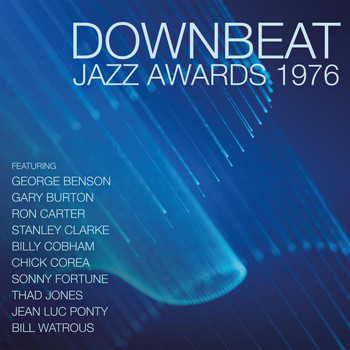 George Benson - Downbeat Jazz Awards 1976 (Live: Chicago 1976)