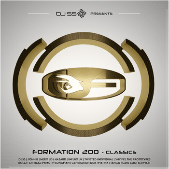 Various Artists / - DJ SS Presents: Formation 200, Pt. 3