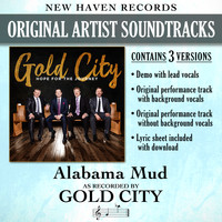 Gold City - Alabama Mud (Performance Tracks) - EP