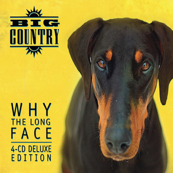 Big Country - Why the Long Face Bonus Tracks & Demos