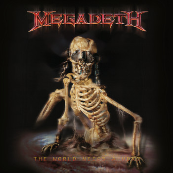 Megadeth - The World Needs a Hero (2019 - Remaster)