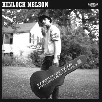 Kinloch Nelson - Partly on Time: Recordings (1968-1970)
