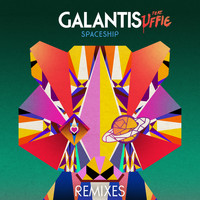 Galantis - Spaceship (feat. Uffie) (Fourth Co. Remix)