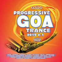 Doctor Spook - Progressive Goa Trance 2019, Vol. 1 (Compiled by Doctor Spook)