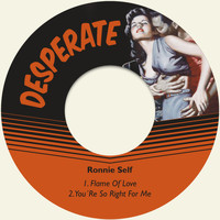 Ronnie Self - Flame of Love