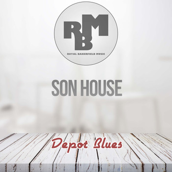 Son House - Depot Blues