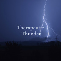 Thunderstorm Sound Bank and Thunder Storm - Therapeutic Thunder