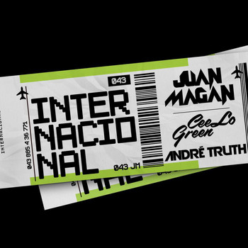 Juan Magan - Internacional