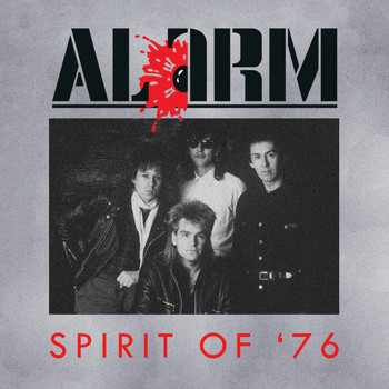 The Alarm - Spirit of '76 (Alt Version)