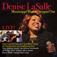 Denise Lasalle - Mississippi Woman Steppin' Out Live