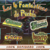 Various Artists - Los 4 Fantásticos de Puebla
