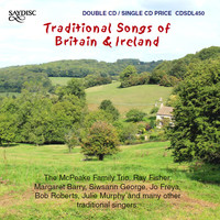 Various Aritsts - Traditional Songs of Britain and Ireland