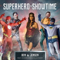 Ben & Jensen - Superhero Showtime (feat. Payson Lewis & Allie Feder)