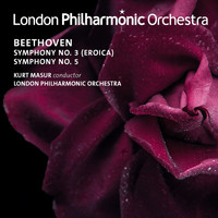 Kurt Masur and London Philharmonic Orchestra - Beethoven: Symphonies Nos. 3 & 5