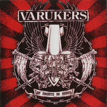 The Varukers - No Masters No Slaves (Explicit)