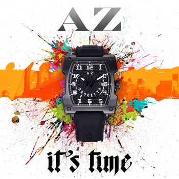 AZ - It's Time (Explicit)