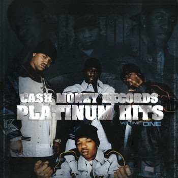 Various Artists - Cash Money Records Platinum Hits (Vol. 1 [Explicit])