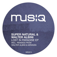 Super Natural (CH), Walter Albini - Lost in Paradise EP