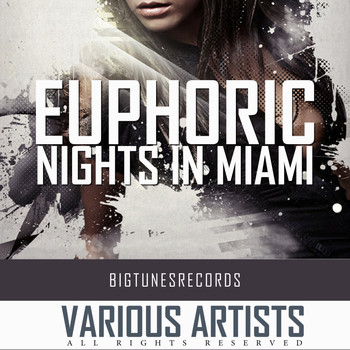 Various Artists - Euphoric Nights In Miami