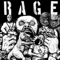 Rage - Stuck on You